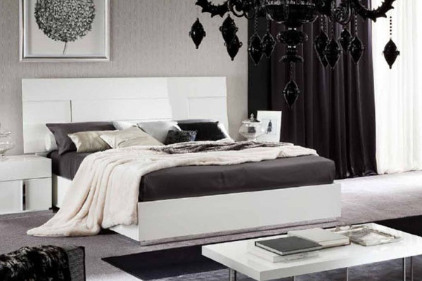 Спальня CANOVA купить в салоне-студии мебели Барселона mnogospalen.ru много спален мебель Италии классические современные