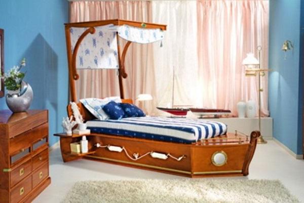 Детская Calafuria купить в салоне-студии мебели Барселона mnogospalen.ru много спален мебель Италии классические современные