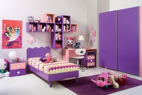 Детская Girotondo купить в салоне-студии мебели Барселона mnogospalen.ru много спален мебель Италии классические современные