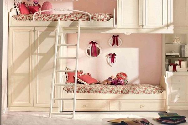 Детская Модель 102 купить в салоне-студии мебели Барселона mnogospalen.ru много спален мебель Италии классические современные