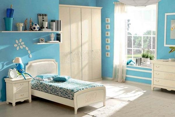 Детская Модель 111 купить в салоне-студии мебели Барселона mnogospalen.ru много спален мебель Италии классические современные