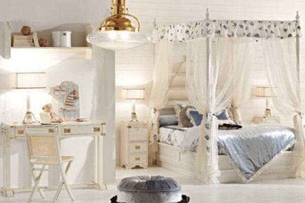 Детская Модель 13 купить в салоне-студии мебели Барселона mnogospalen.ru много спален мебель Италии классические современные