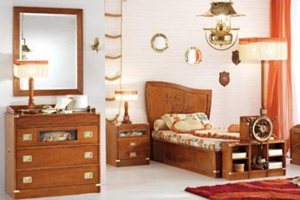 Детская Модель 14 купить в салоне-студии мебели Барселона mnogospalen.ru много спален мебель Италии классические современные