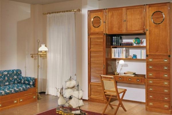 Детская Модель 3 купить в салоне-студии мебели Барселона mnogospalen.ru много спален мебель Италии классические современные