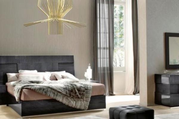 Спальня MONTECARLO купить в салоне-студии мебели Барселона mnogospalen.ru много спален мебель Италии классические современные