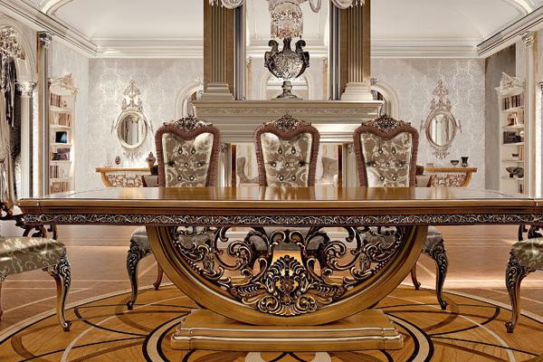 Гостиная  Vittoria купить в салоне-студии мебели Барселона mnogospalen.ru много спален мебель Италии классические современные
