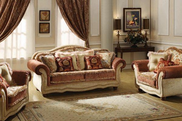 Диван Принц купить в салоне-студии мебели Барселона mnogospalen.ru много спален мебель Италии классические современные