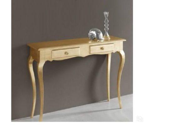 Консоль DUPEN М-46А GOLD купить в салоне-студии мебели Барселона mnogospalen.ru много спален мебель Италии классические современные