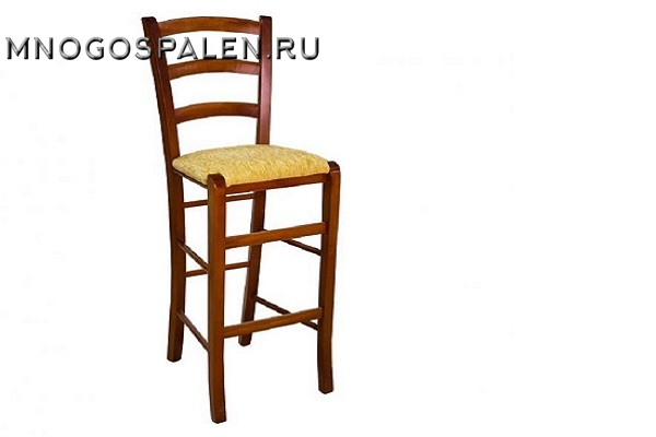 """Барный стул """"Эльба"""" купить в салоне-студии мебели Барселона mnogospalen.ru много спален мебель Италии классические современные"""