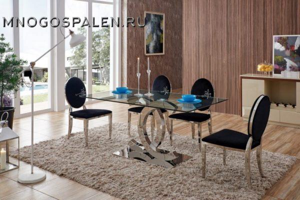 Стол FT151 купить в салоне-студии мебели Барселона mnogospalen.ru много спален мебель Италии классические современные