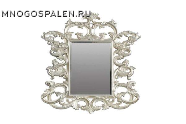 Зеркало ROMA купить в салоне-студии мебели Барселона mnogospalen.ru много спален мебель Италии классические современные