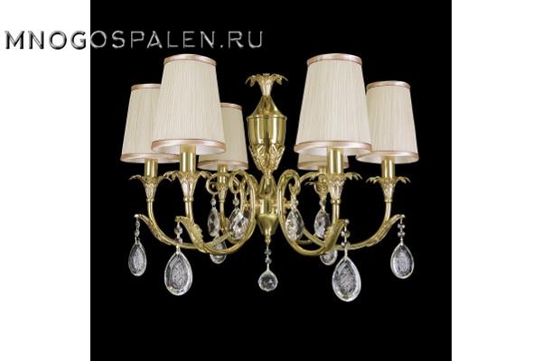 Люстра CAPPA 691062 (Lightstar) купить в салоне-студии мебели Барселона mnogospalen.ru много спален мебель Италии классические современные