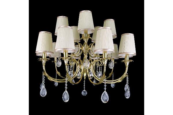 Люстра CAPPA 691152 (Lightstar) купить в салоне-студии мебели Барселона mnogospalen.ru много спален мебель Италии классические современные