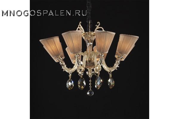 Люстра GUARDA 692082 (Lightstar) купить в салоне-студии мебели Барселона mnogospalen.ru много спален мебель Италии классические современные