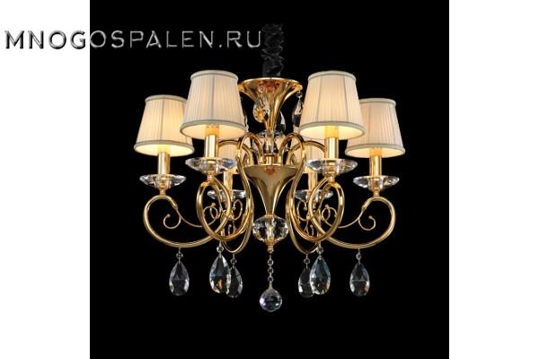 Люстра Ricerco 693062 (Lightstar) купить в салоне-студии мебели Барселона mnogospalen.ru много спален мебель Италии классические современные