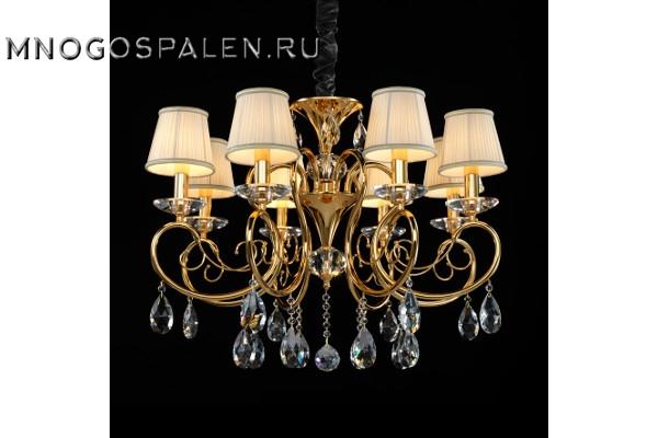 Люстра Ricerco 693082 (Lightstar) купить в салоне-студии мебели Барселона mnogospalen.ru много спален мебель Италии классические современные