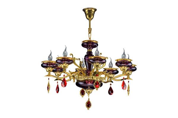 Люстра Melagro 695082 (Lightstar) купить в салоне-студии мебели Барселона mnogospalen.ru много спален мебель Италии классические современные