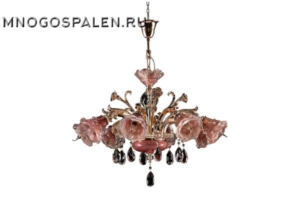 Люстра Rosata 696082 (Lightstar) купить в салоне-студии мебели Барселона mnogospalen.ru много спален мебель Италии классические современные