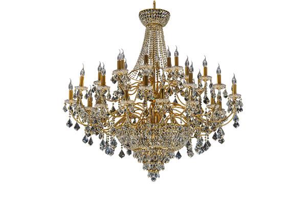 Люстра Classic 700512 (Lightstar) купить в салоне-студии мебели Барселона mnogospalen.ru много спален мебель Италии классические современные