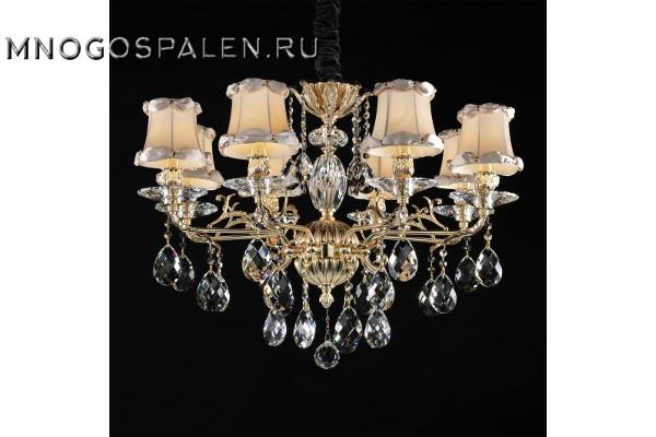 Люстра FIOCCO 701081 (Lightstar) купить в салоне-студии мебели Барселона mnogospalen.ru много спален мебель Италии классические современные
