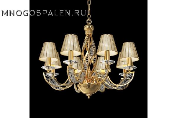 Люстра Alveare 702082 (Lightstar) купить в салоне-студии мебели Барселона mnogospalen.ru много спален мебель Италии классические современные