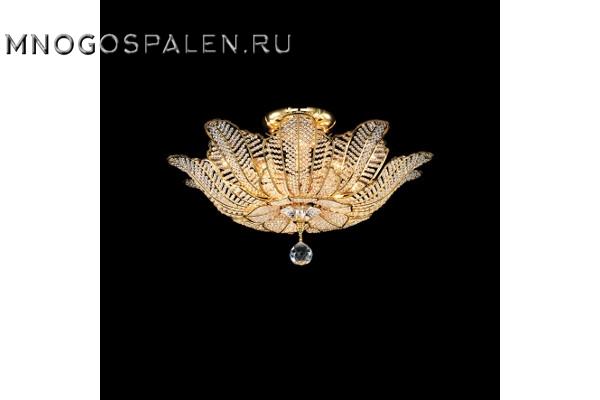 Люстра Riccio 705132 (Lightstar) купить в салоне-студии мебели Барселона mnogospalen.ru много спален мебель Италии классические современные