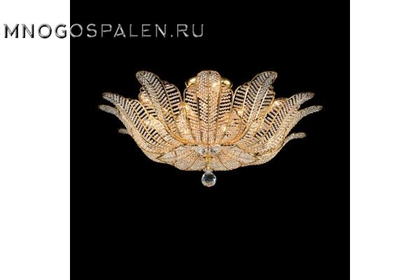 Люстра Riccio 705162 (Lightstar) купить в салоне-студии мебели Барселона mnogospalen.ru много спален мебель Италии классические современные