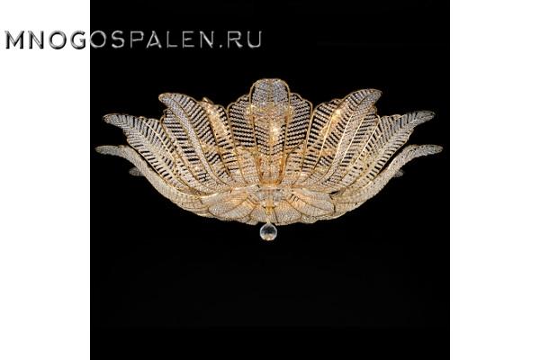 Люстра Riccio 705182 (Lightstar) купить в салоне-студии мебели Барселона mnogospalen.ru много спален мебель Италии классические современные