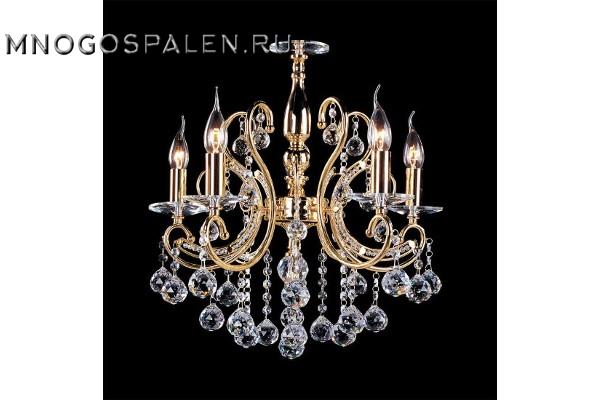 Люстра Elegante 708052 (Lightstar) купить в салоне-студии мебели Барселона mnogospalen.ru много спален мебель Италии классические современные