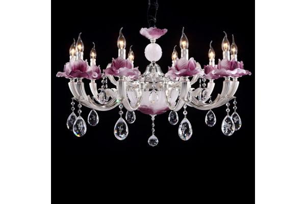 Люстра Anemone 714104 (Lightstar) купить в салоне-студии мебели Барселона mnogospalen.ru много спален мебель Италии классические современные