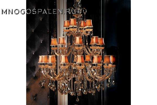 Люстра Nativo 715287 (Lightstar) купить в салоне-студии мебели Барселона mnogospalen.ru много спален мебель Италии классические современные
