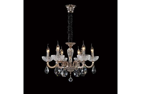 Люстра Artifici 719068 (Lightstar) купить в салоне-студии мебели Барселона mnogospalen.ru много спален мебель Италии классические современные