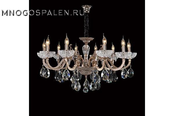 Люстра Artifici 719108 (Lightstar) купить в салоне-студии мебели Барселона mnogospalen.ru много спален мебель Италии классические современные