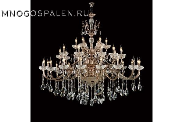 Люстра Artifici 719368 (Lightstar) купить в салоне-студии мебели Барселона mnogospalen.ru много спален мебель Италии классические современные