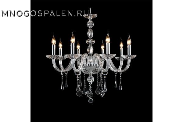 Люстра CRISTA 722084 (Lightstar) купить в салоне-студии мебели Барселона mnogospalen.ru много спален мебель Италии классические современные