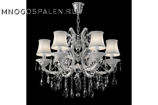 Люстра Princia 726061 (Lightstar) купить в салоне-студии мебели Барселона mnogospalen.ru много спален мебель Италии классические современные