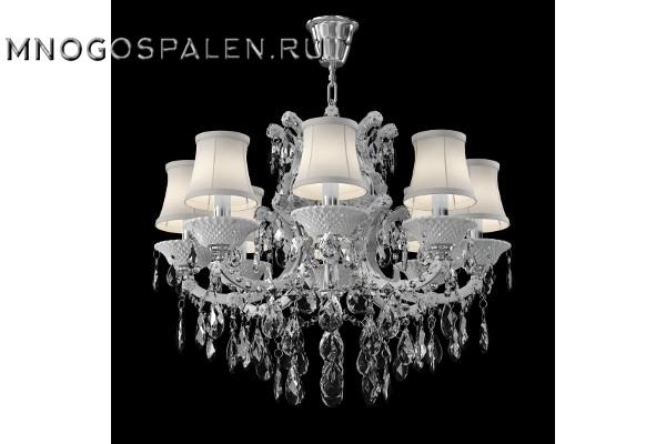Люстра Princia 726081 (Lightstar) купить в салоне-студии мебели Барселона mnogospalen.ru много спален мебель Италии классические современные