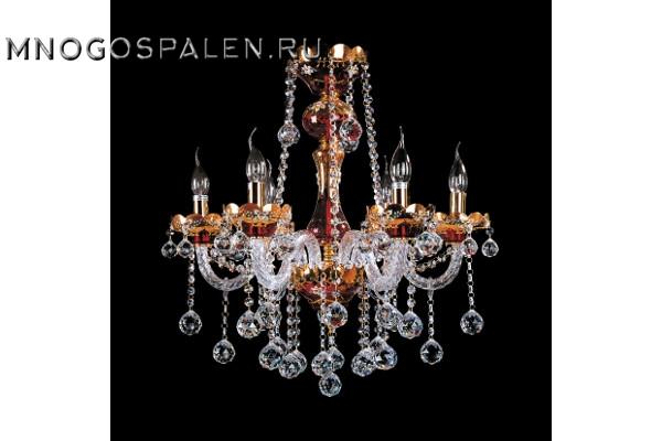 Люстра VIDARE 738062 (Lightstar) купить в салоне-студии мебели Барселона mnogospalen.ru много спален мебель Италии классические современные