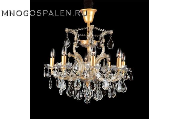 Люстра CHAMPA 775083 (Lightstar) купить в салоне-студии мебели Барселона mnogospalen.ru много спален мебель Италии классические современные