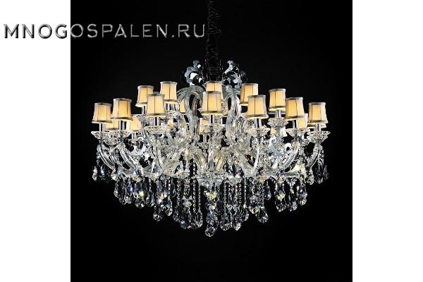 Люстра CARAMELLO 777264 (Lightstar) купить в салоне-студии мебели Барселона mnogospalen.ru много спален мебель Италии классические современные