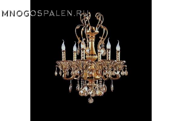 Люстра Ampollo 786082 (Lightstar) купить в салоне-студии мебели Барселона mnogospalen.ru много спален мебель Италии классические современные