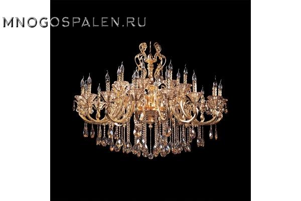Люстра Ampollo 786242 (Lightstar) купить в салоне-студии мебели Барселона mnogospalen.ru много спален мебель Италии классические современные