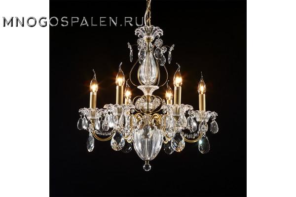 Люстра SCHON 790061 (Lightstar) купить в салоне-студии мебели Барселона mnogospalen.ru много спален мебель Италии классические современные