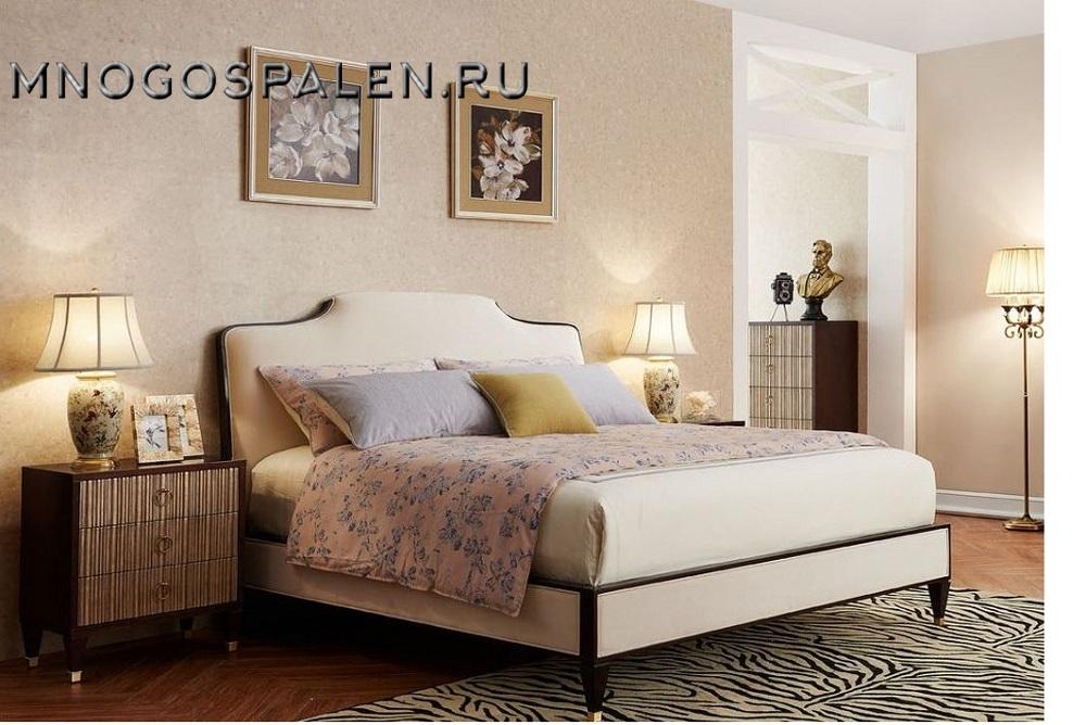 купить спальня Mestre Mahogany салон итальянский мебели барселона
