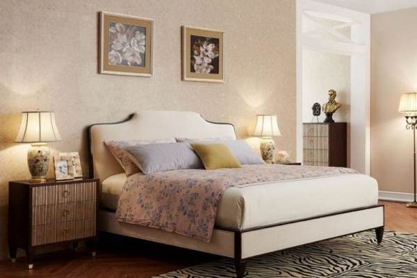 Спальни Fratelli Barri в неоклассическом стиле