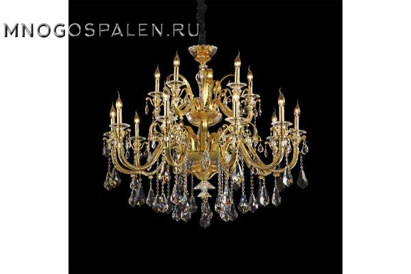 Люстра Lusso 788152 (Lightstar) купить в салоне-студии мебели Барселона mnogospalen.ru много спален мебель Италии классические современные
