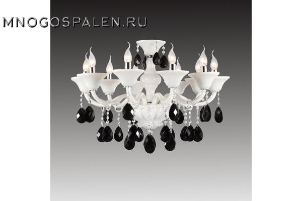 Люстра Bianca 881100 (Lightstar) купить в салоне-студии мебели Барселона mnogospalen.ru много спален мебель Италии классические современные