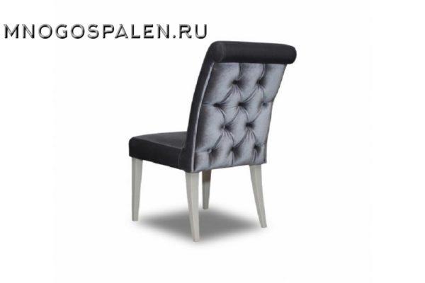 Стул BODRUM BUTTON B купить в салоне-студии мебели Барселона mnogospalen.ru много спален мебель Италии классические современные
