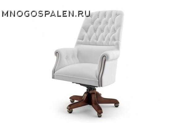 Кресло руководителя Баттони купить в салоне-студии мебели Барселона mnogospalen.ru много спален мебель Италии классические современные
