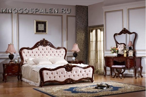 купить спальня романтика салон итальянский мебели барселона в